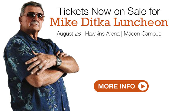 Ditka To Speak at Mercer