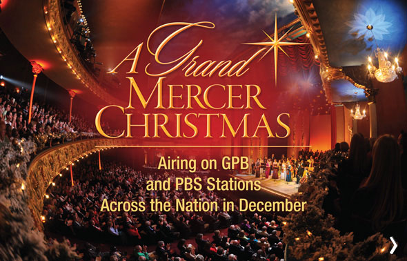 A Grand Mercer Christmas