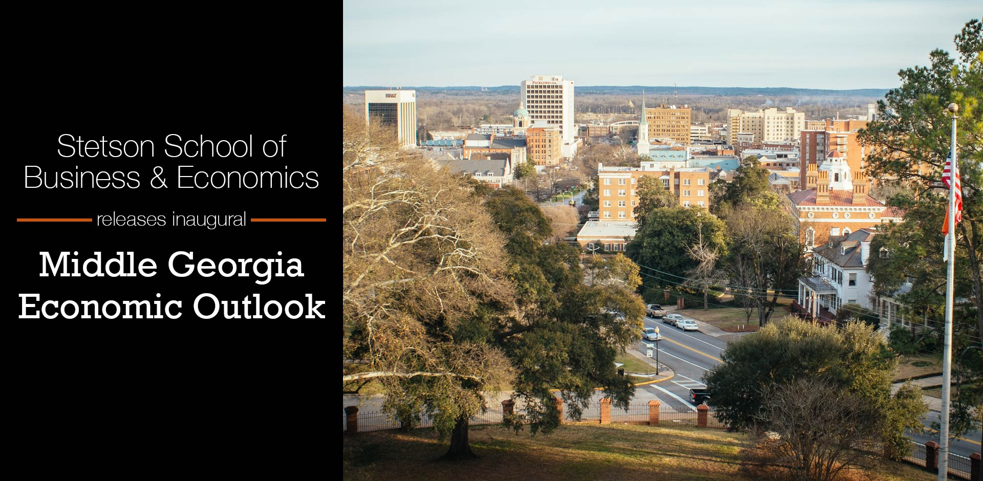 SSBE Releases Inaugural Middle Georgia Economic Outlook Survey