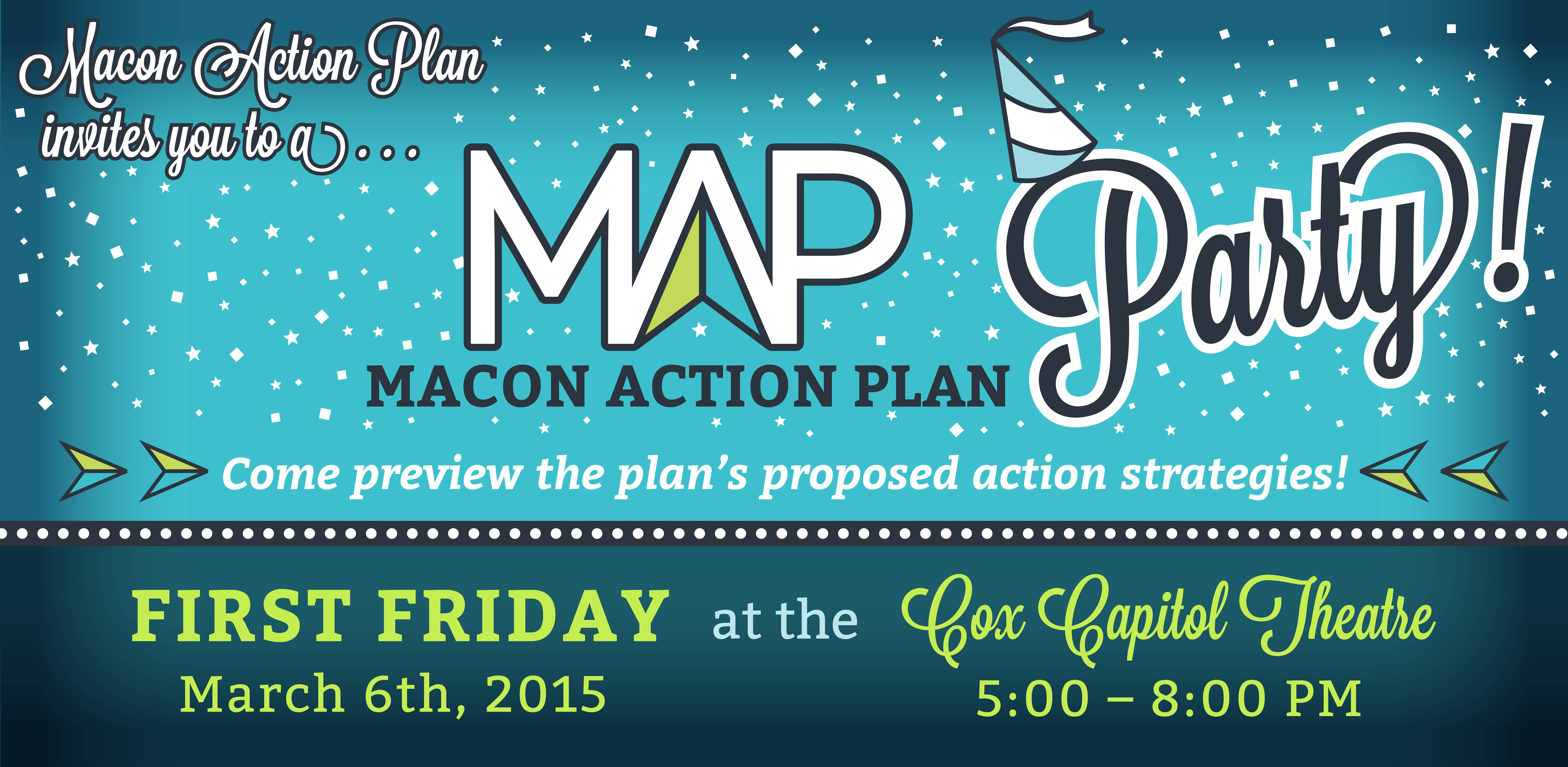 Macon Action Plan Party