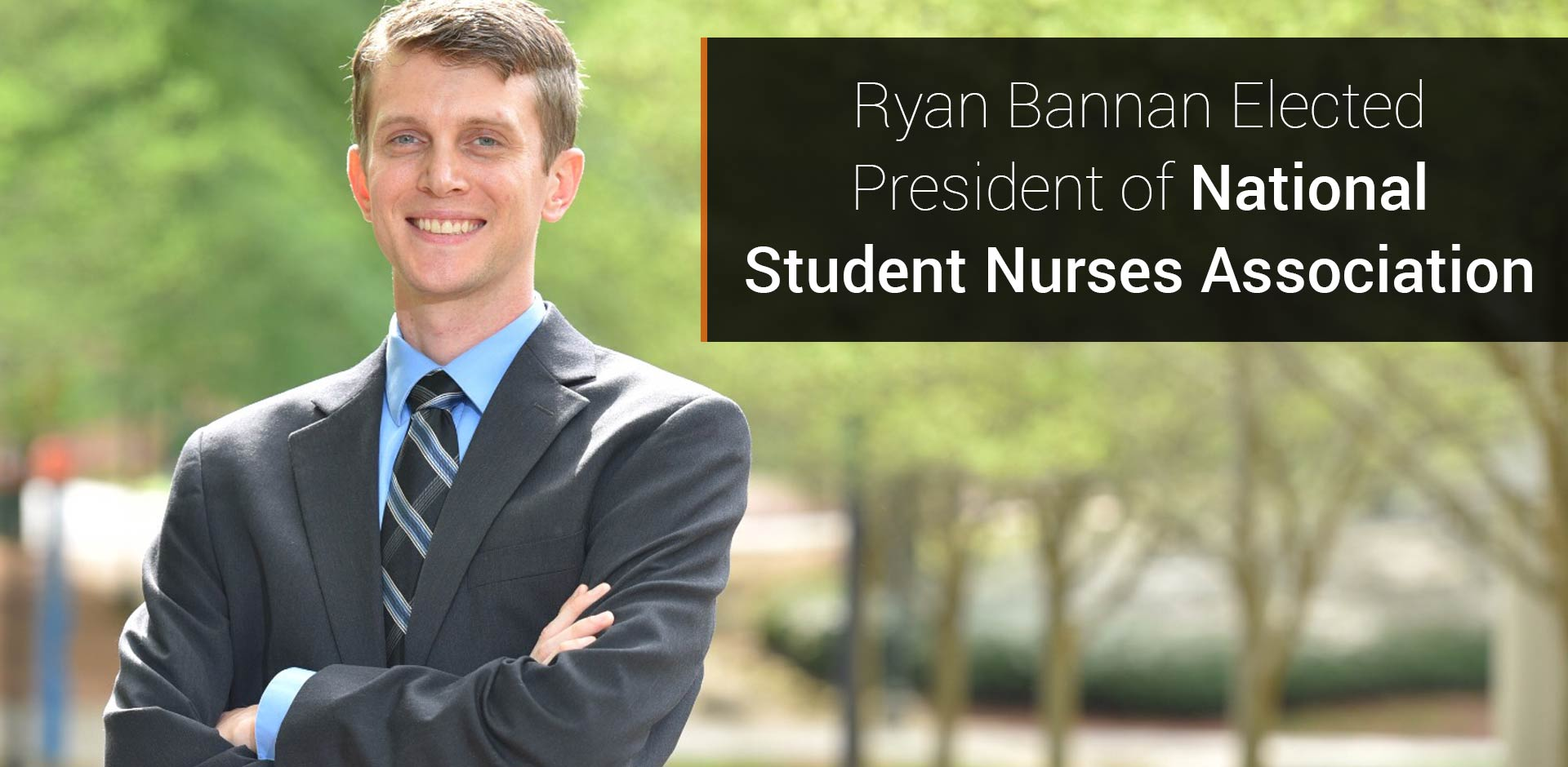 Georgia Baptist College of Nursing Student Elected President of National Student Nurses Association